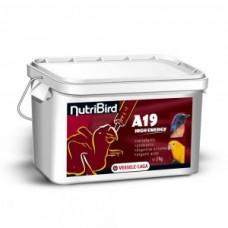 Versele Laga NUTRIBIRD A19 for birds - за ръчно хранене на големи папагали 3 кг