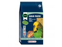 Versele Laga Gold Patee Small Parakeet - мека яйчна храна за малки папагали 1 кг