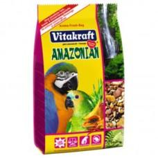 Vitakraft amazonian - пълноценна храна за амазони 750гр.