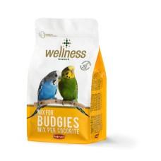 Padovan Wellness Mix for Budgies - премиум храна за вълнисти папагали 1 кг.