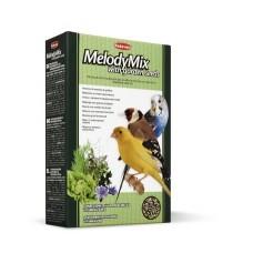 Padovan MelodyМix -  смес от семена за здравословно хранене птици (особено за пойни) 300 гр.