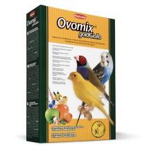 Padovan Ovomix gold giallo - хранителна добавка за канарчета, вълнисти папагали и екзотични птици 1 кг