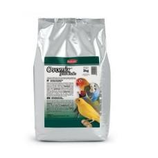 Padovan Ovomix gold giallo - хранителна добавка за канарчета, вълнисти папагали и екзотични птици 3 кг.