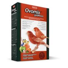 Padovan OvoMix gold rosso - хранителна добавка за канарчета, вълнисти папагали и екзотични птици 1 кг