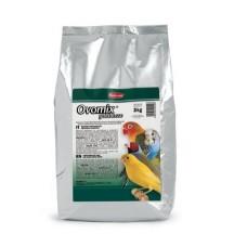 Padovan OvoMix gold rosso - хранителна добавка за канарчета, вълнисти папагали и екзотични птици 3 кг
