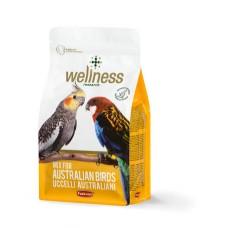 Padovan Wellness Mix for Australian Birds - премиум храна за австралийски папагали (корела, розела) 850 гр.