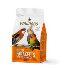 Padovan Wellness Patee for Parakeets - жълто пастончино с яйца за средни папагали 600 гр.