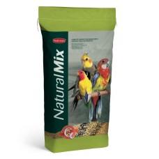 Padovan Naturalmix - комплексна и висококачествена храна за средни папагали 20 кг