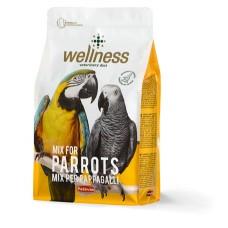 Padovan Wellness Mix for Parrots - премиум храна за големи папагали (жако, ара, амазони) 2.5 кг