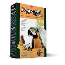 Padovan Grandmix pappagalli - пълноценна храна за големи папагали с плодове 600 гр.