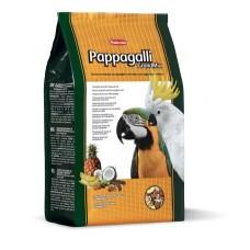 Padovan Grandmix pappagalli - пълноценна храна за големи папагали с плодове 2 кг