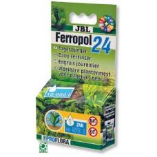 JBL Ferropol 24 - тор за аквариумни растения за ежедневна употреба 10 мл.