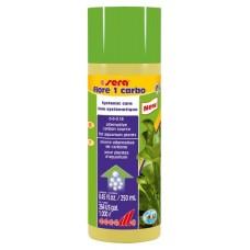 Sera Flore 1 Carbo - течен въглероден диоксид за аквариумни растения 500 мл.