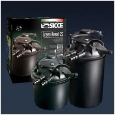 Sicce Green Reset 25 - езерен филтър с UV лампа, за езера до 8000 литра