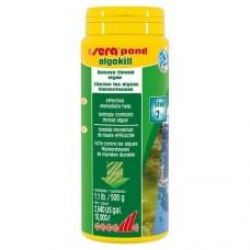 Sera pond Algokill - незабавно ефективен 500гр., против нишковидни водорасли, за 10000л вода