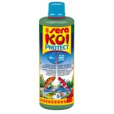 Sera Koi Protect -  защитава мукусните мембрани на вашите благородни Кои и други студеноводни рибки 250 мл.