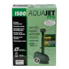 Aquael pumps Aquajet 1500 - езерна помпа 1500 l/h