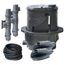Sera Koi Professional 24000 Pond Filter - езерен филтър + 1 помпа Сера РР12000 + маркуч 25 м