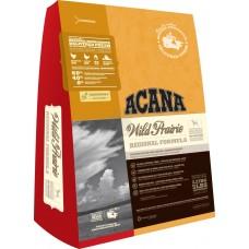 Acana Grain Free Wild Prairie (с пилешко и риба) - за кучета над 12 месеца,подходяща за всички породи 11.4 кг.
