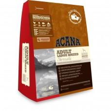 Acana Adult Large Breed - биологично съответстваща храна за кучета над 25 кг.,и възраст над 18 месеца 17 кг.
