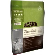 Acana Grain Free Grasslands (с агнешко и риба) - за кучета над 12 месеца,подходяща за всички породи 11.4 кг.