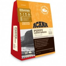 Acana Puppy Large Breed - биологично съответстваща храна за кучета над 25 кг. и възраст от 2 до 18 месеца 17 кг.