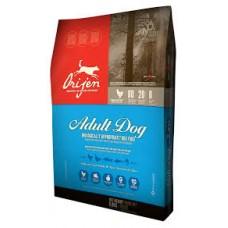 Orijen Adult Dog - за кучета над 12 месечна възраст, подходяща за кучета всички породи - 11.4 кг.