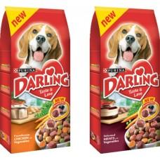 Darling Beef Adult - пълноценна храна за кучета над 12 месеца 15 кг.