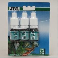 JBL  Ammonium Reagents NH4- пълнител за NH4 Ammonium test.