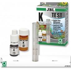 JBL K Potassium Test Set - тест за измерване на нивото на калий във водата.